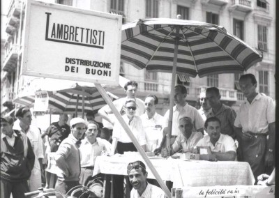 1949 II International scooter gathering in Sanremo b