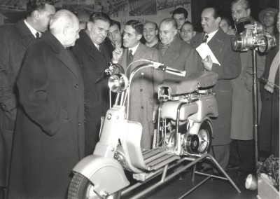 1949 Milan exhibition