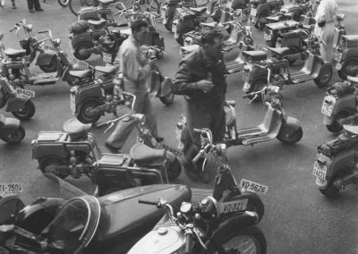 1949_First Swiss Lambretta rally in Milano_6