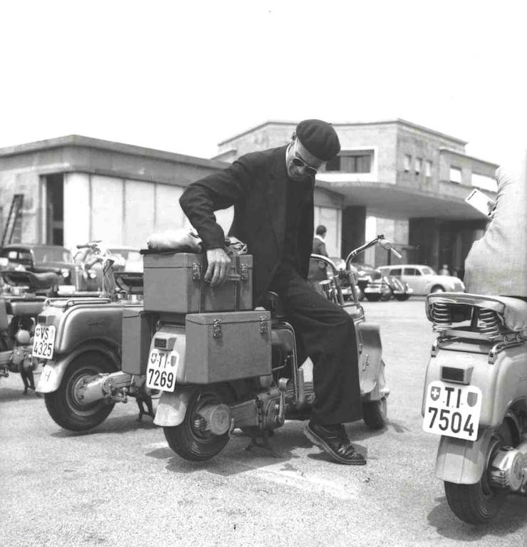 1949_First Swiss Lambretta rally_2