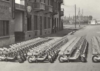 1950 Concessionaire Gabbio e Vico in Torino  copia