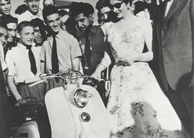 1956 Siambretta 125 LD in Argentina