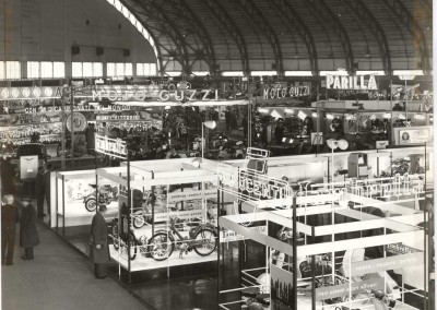 1957_Lambretta in the Milan exhibition 02