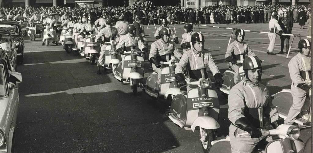 1960_Ambrosian parade, Milan_1 copia