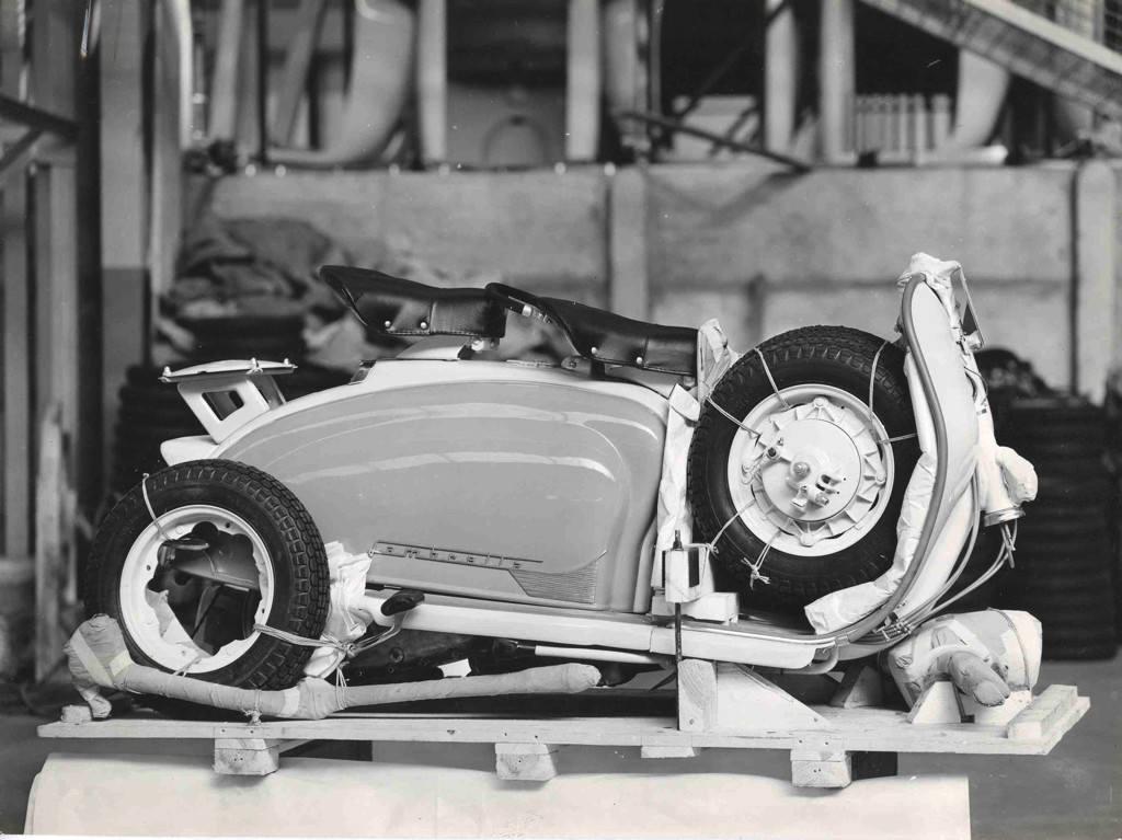 1961_Lambretta LI 150 semi assembled_2