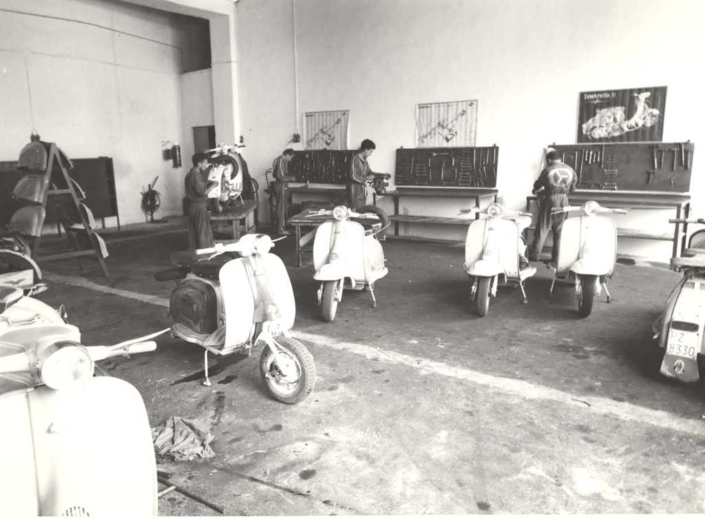 1961_Mei di Lucca concessionaire assistance office