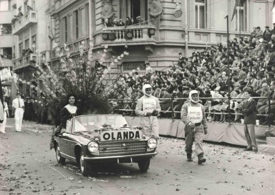 1963_Europe flower parade in Sanremo_1