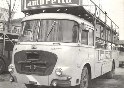 1964 Special transport vehicle for Lambretta's 01
