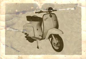 1964 Lambretta scooter j range cento