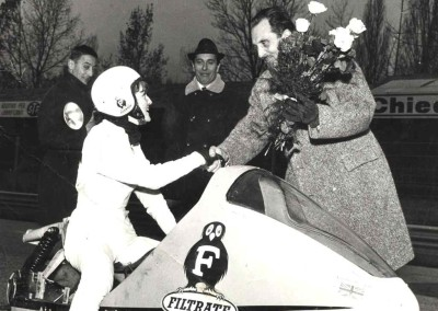 1965_Marlene Parker_record test at Monza_1