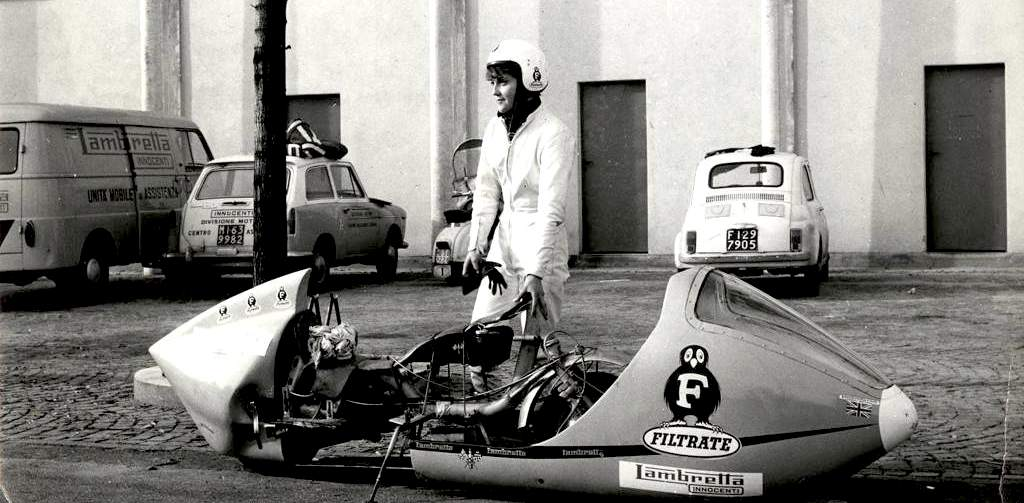 1965_Marlene Parker_record test at Monza_3