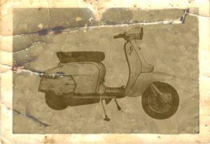 1966 Lambretta scooter SX
