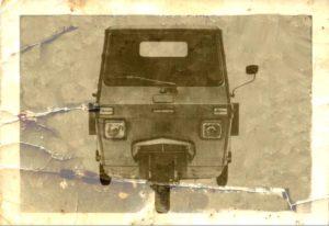 1969 Lambretta 550ML car old photo
