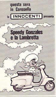 Speedy Gonzales & Lambretta