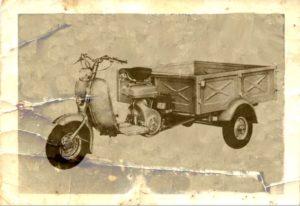 1952 FD Series 2 150 car old photo
