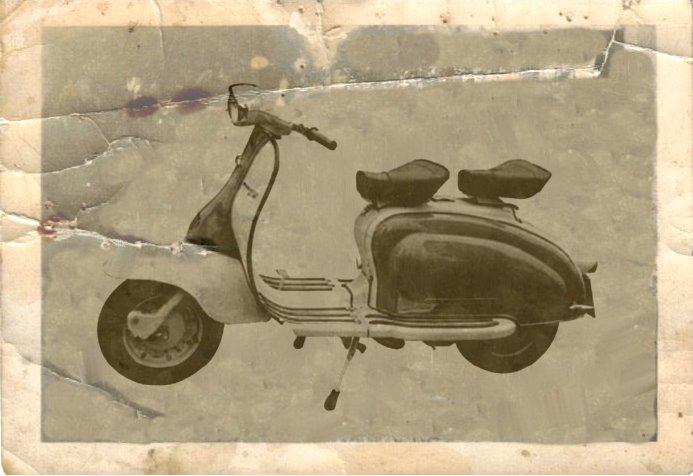 1959 Lambretta scooter Series 2