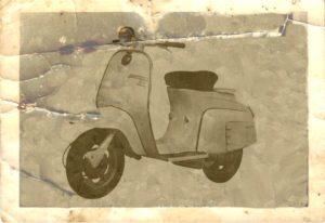 1964 Lambretta scooter j s dl 50