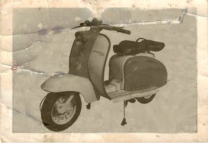 1958 Lambretta scooter Series 1