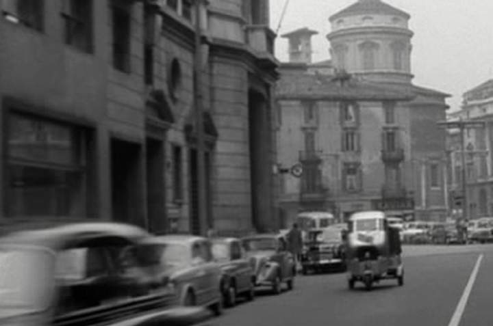 1952 Lambretta 125 FD in Classe tous risques, Movie, 1960