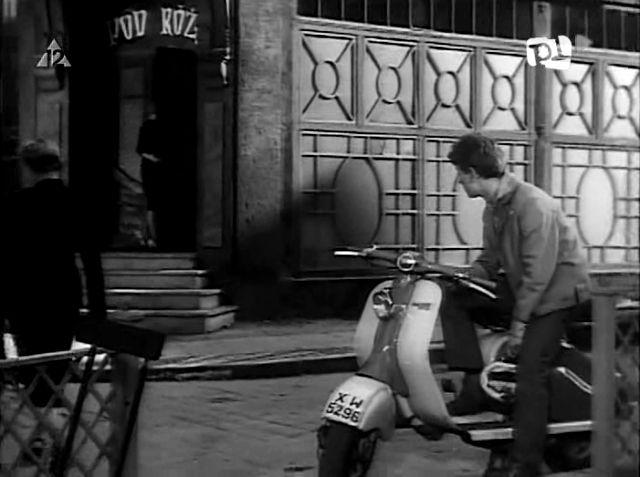 1957 Lambretta LD in Rozstanie, Movie, 1961