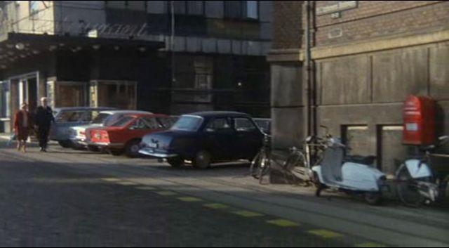 Lambretta LI in Man in a Suitcase, TV Series, 1967-1968 Ep. 6