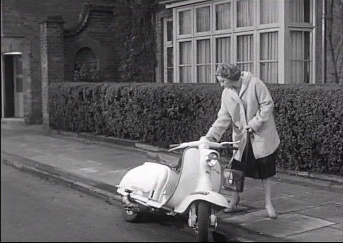 Lambretta Li in Serious Charge, Movie, 1959