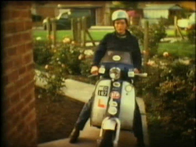 Lambretta LI in The Way it Was, Documentary, 2001