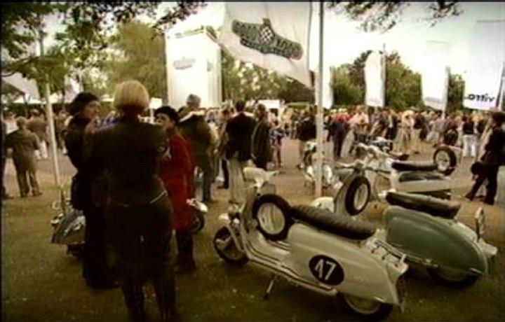 1961 Lambretta Li Series 3 and Series 1 in Goodwood Revival Meeting, Documentary, 2006
