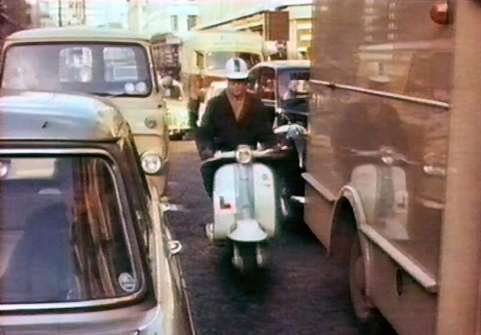 1959 Lambretta Li 125 in The '50s and '60s in Living Colour, Documentary, 2003 Ep. 3