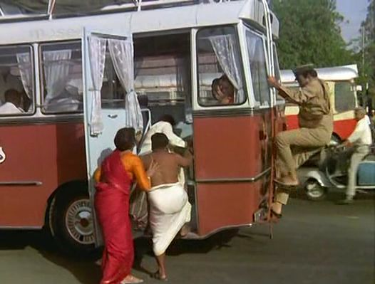 Lambretta Li 150 in Bombay to Goa, Movie, 1972