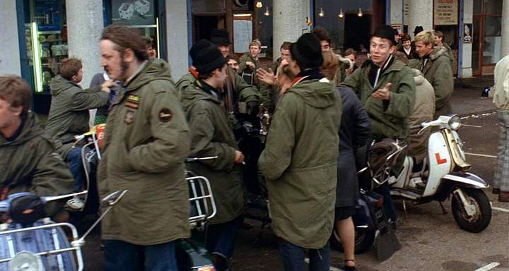 Lambretta Li 150 in Quadrophenia, Movie, 1979