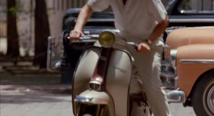 Lambretta LI 175 TV in The Lost City, Movie, 2005