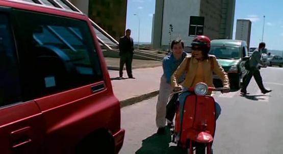 Lambretta MS Pasco in Celeste & Estrela, Movie, 2005 built in Brazil