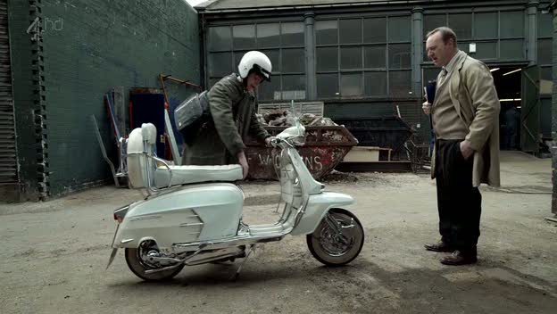 Lambretta SX in This Is England '86, TV Series, 2010 Ep. 1.03