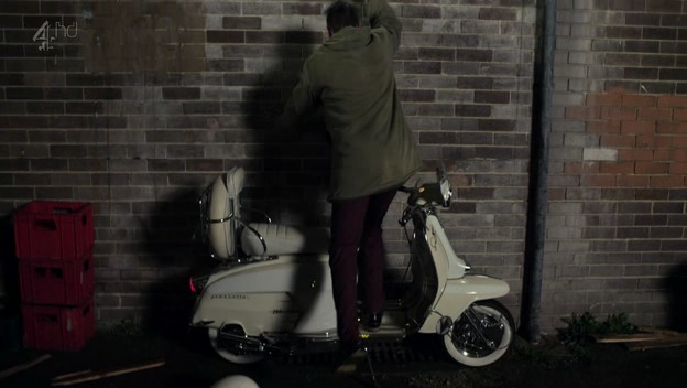 Lambretta SX in This Is England 88, Mini-Series, 2011 Ep. 1.01