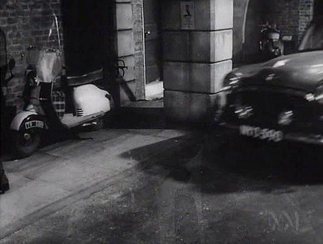 Lambretta unknown in In the Doghouse, Movie, 1962
