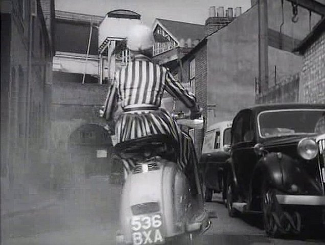 Lambretta unknown in In the Doghouse, Movie 1962