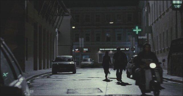 Lambretta unknown in Rusalka, Movie, 2007