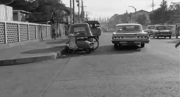 Lambretta unknown in Operation C.I.A., Movie, 1965