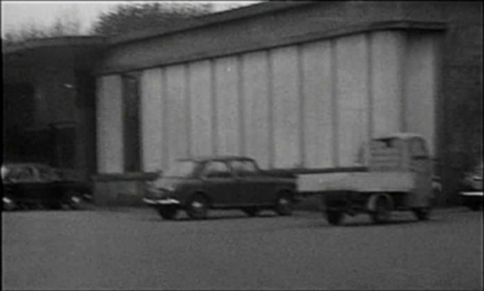 Lambretta 150 FD-C in Teorema, Movie, 1968 three wheeler