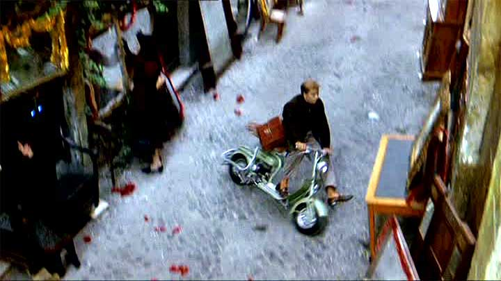 1952 Lambretta C in The Talented Mr. Ripley, Movie, 1999