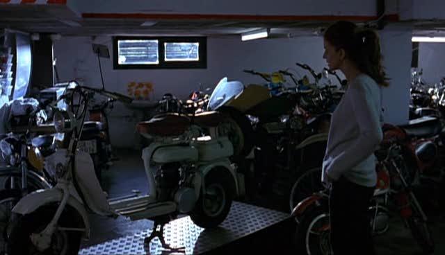 Lambretta D in El prado de las estrellas, Movie, 2007