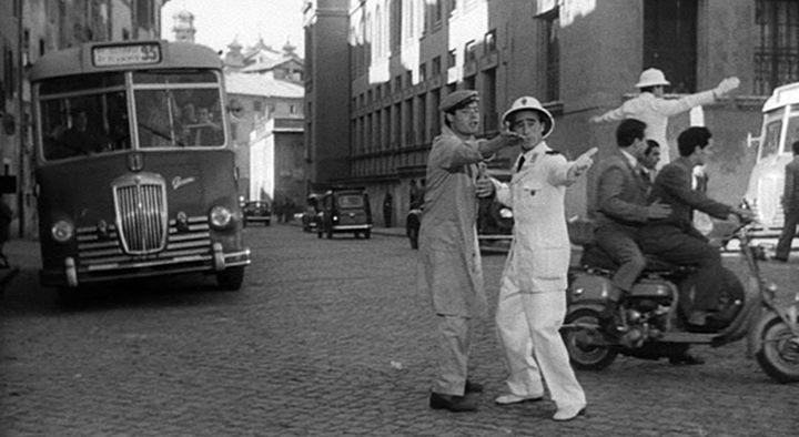 Lambretta D in Peccato che sia una canaglia, Movie, 1954