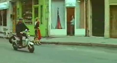 1954 Lambretta D in Coup de foudre, Movie, 1983