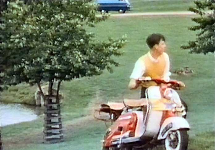 Lambretta GP in The 50s and 60s in Living Colour, Documentary, 2003 Ep. 1