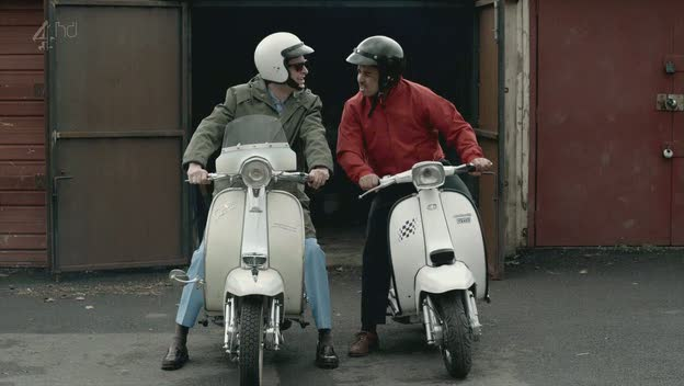 Lambretta GP in This Is England 86, TV Series, 2010 Ep. 1.04