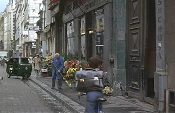 Lambretta Lambro in Diabolo menthe, Movie, 1977 three wheeler