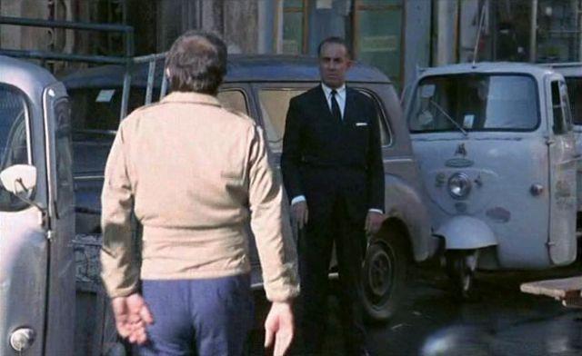 Lambretta Lambro in Z, Movie, 1969 three wheeler