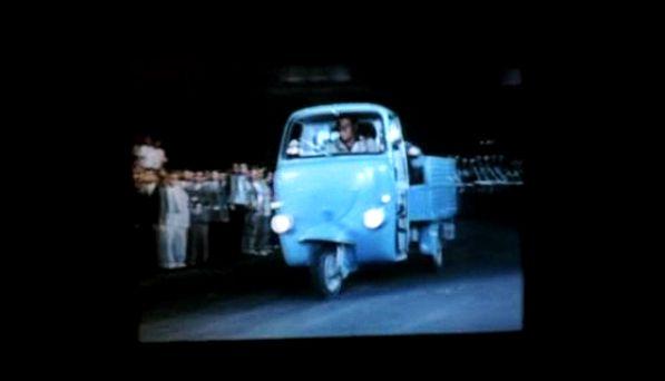 Lambretta Lambro in Splendor, Movie, 1989 three wheeler