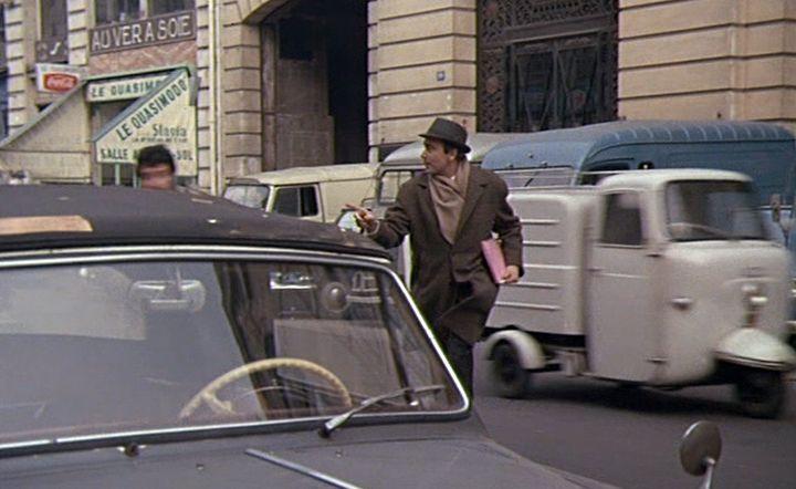 Lambretta Lambro in Ho!, Movie, 1968 three wheeler
